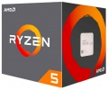 Процессор AMD Ryzen 5 2600 Pinnacle Ridge (AM4, L3 16384Kb) BOX