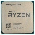 Процессор AMD Ryzen 3 2200G Raven Ridge (AM4, L3 4096Kb) OEM